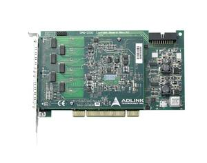 Adlink DAQ-2208 analog input/multifunction PCI DAQ card
