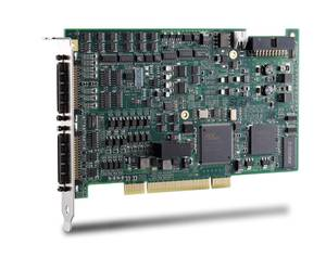 Adlink PCI-9527 analog input/multifunction PCI DAQ card