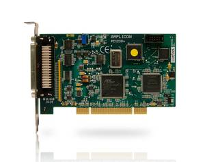 Amplicon PCI230 analog input/multifunction PCI DAQ card