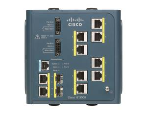 Cisco IE 3000 8TC