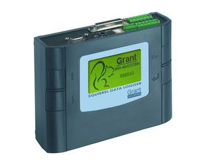 Grant SQ2010 portable data logger