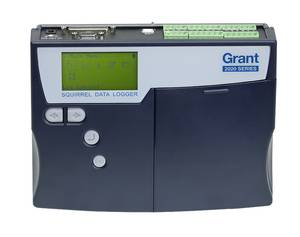 Grant SQ2020 portable data logger