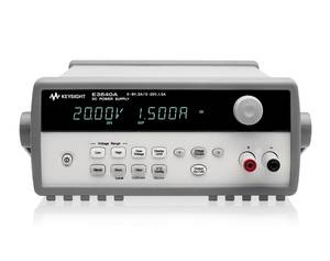 Keysight E3640A DC Power Supply