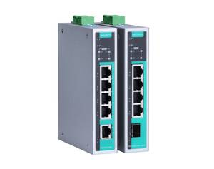 Moxa EDS-G205A-4PoE PoE Industrial Ethernet Switch