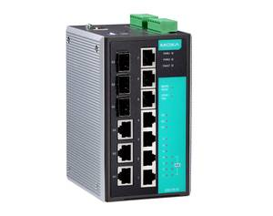 Moxa EDS-P510 PoE Industrial Ethernet Switch