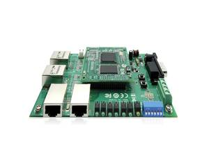 Moxa EOM-104 managed industrial Ethernet switch