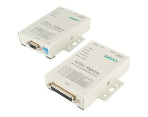 Moxa NPort DE-311/DE-211 1 to 4 port Serial to Ethernet converter