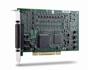 Adlink PCI-6208V analog output PCI DAQ card