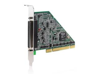 Adlink PCI-9221 DAQ pulse train motion controller