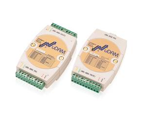 Adlink NuDAM distributed Serial remote I/O module