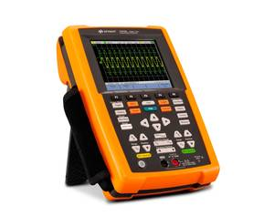 keysight u1602b handheld digital oscilloscope