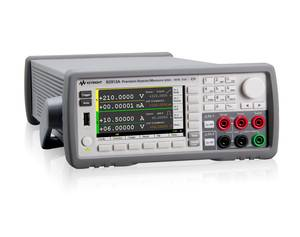 keysight b2902a precision source measure unit