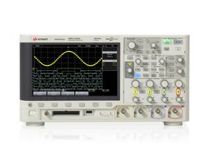 keysight infiniivision 2000 x digital oscilloscope
