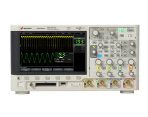 keysight infiniivision 3000 x digital oscilloscope