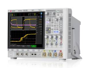keysight infiniivision 4000 x digital oscilloscope