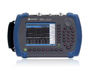 keysight n9340b handheld spectrum analyser