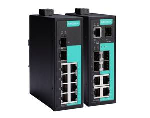 Moxa EDS-210A unmanaged industrial Ethernet switch
