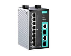 Moxa EDS-P510A-8PoE PoE Industrial Ethernet Switch