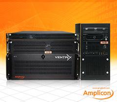 Amplicon ventrix PCs with 8th Gen processors