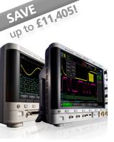 Agilent InfiniiVision X-Series oscilloscope's