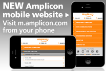 Amplicon mobile website