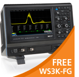 Teledyne LeCroy WaveSurfer 3000 oscilloscopes