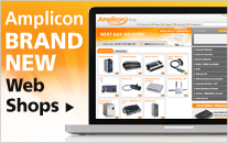 Amplicon brand new web shops
